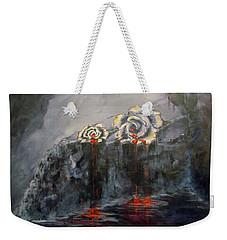 Gaia's Tears Weekender Tote Bag