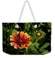 Gaillardia Weekender Tote Bag
