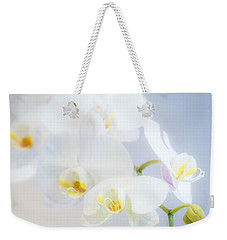 Gail's Orchids Weekender Tote Bag