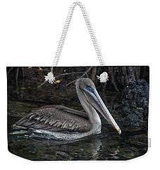 Galapagos Pelican Weekender Tote Bag