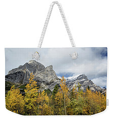 Galatea In Fall Weekender Tote Bag