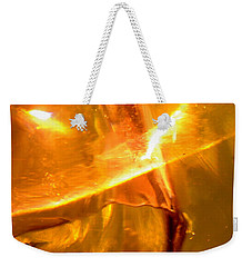 Weekender Tote Bag featuring the photograph Galaxies 180 by Stephanie Moore