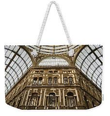 Galleria Umberto I Weekender Tote Bag
