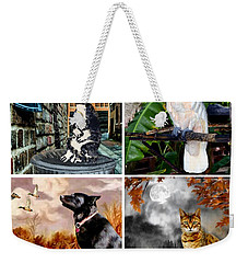 Animals And Wildlife Weekender Tote Bag