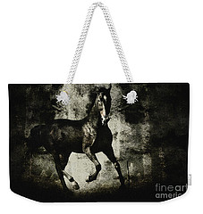 Galloping Horse Artwork Weekender Tote Bag