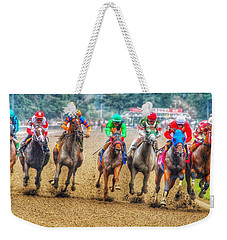 Galloping Weekender Tote Bag