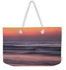 Galveston Morning Weekender Tote Bag