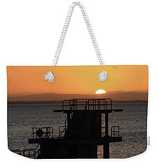Galway Bay Sunrise Weekender Tote Bag