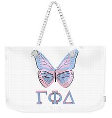 Gamma Phi Delta Weekender Tote Bag