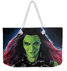 Gamora Weekender Tote Bag