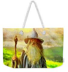 Gandalf, The  Grey Weekender Tote Bag