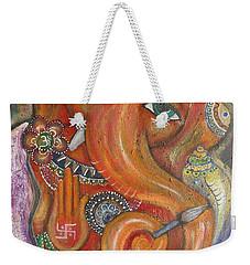 Ganesha My Muse Weekender Tote Bag