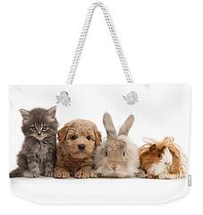 Gang Of Four Weekender Tote Bag