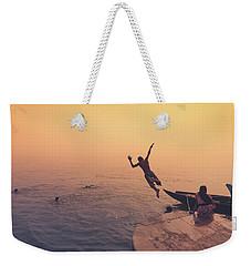 Ganges  Weekender Tote Bag
