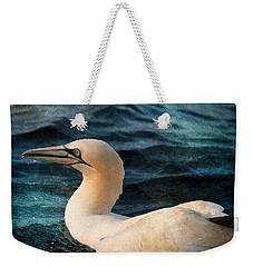 Gannet Swim Weekender Tote Bag