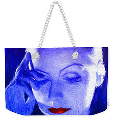 Garbo Weekender Tote Bag
