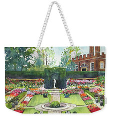 Garden At Hampton Court Palace Weekender Tote Bag