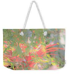 Garden Beauty Weekender Tote Bag