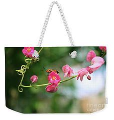 Garden Bug Weekender Tote Bag