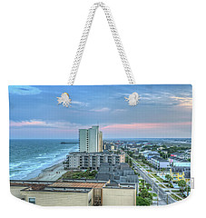 Garden City Beach Weekender Tote Bag