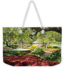 Garden Colors Weekender Tote Bag