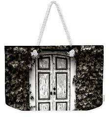 Garden Door Weekender Tote Bag