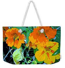 Garden Flavor Weekender Tote Bag by Winsome Gunning