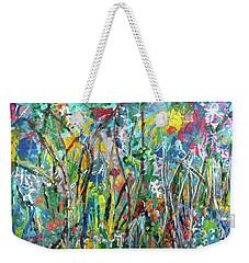Garden Flourish Weekender Tote Bag
