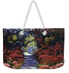 Garden For Dreamers Weekender Tote Bag