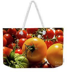 Garden Gems Weekender Tote Bag by Nick Boren