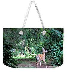Garden Guest Weekender Tote Bag