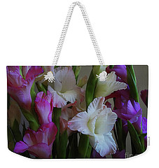 Garden In My Room Weekender Tote Bag