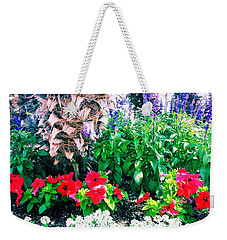 Garden Landscape 2 Version 1 Weekender Tote Bag