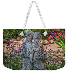 Garden Lovers Weekender Tote Bag by David Cote