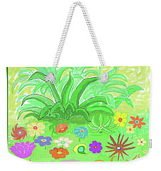 Garden Of Memories Weekender Tote Bag