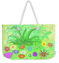 Garden Of Memories Weekender Tote Bag by Fred Jinkins