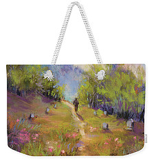 Garden Of Stone Weekender Tote Bag