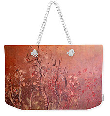 Garden Of The Sacred Fire Artbox Project 1 Basel Weekender Tote Bag