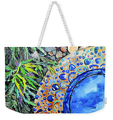 Garden Ornament Weekender Tote Bag