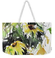 Garden Surprise Weekender Tote Bag
