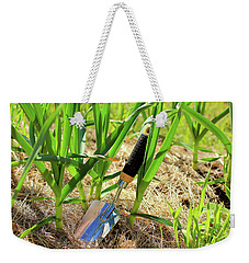 Garden Tool Weekender Tote Bag