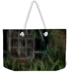 Garden Window 2 Weekender Tote Bag by William Horden