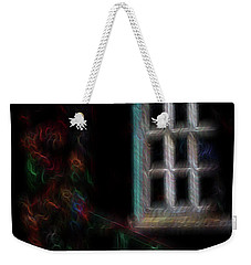 Garden Window 3 Weekender Tote Bag by William Horden