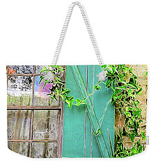 Garden Window Weekender Tote Bag