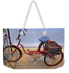 Gardener's Express Weekender Tote Bag by Jan Amiss Photography