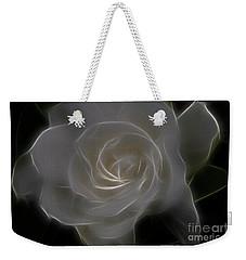 Gardenia Blossom Weekender Tote Bag by Deborah Benoit