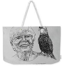Gareth Vandegrift Weekender Tote Bag