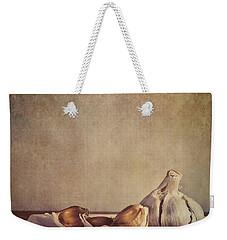 Garlic Cloves Weekender Tote Bag