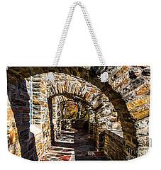 Garrett Chapel Balcony Weekender Tote Bag