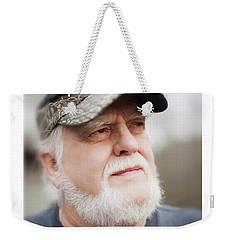 Gary Weekender Tote Bag by Glenn Gemmell
